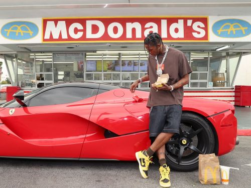 Travis Scott Made How Much From His McDonald's Deal?!