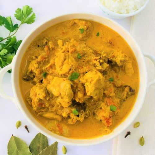 Chicken Curry Recipe In IP