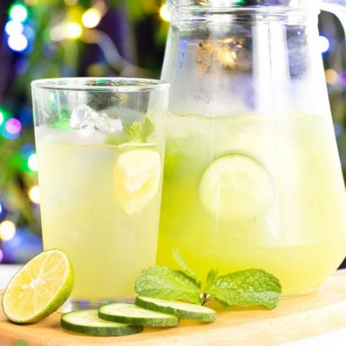 Cucumber Lime Juice Recipe