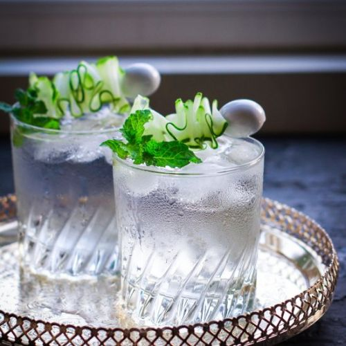 Simple Gin and Tonic Recipe