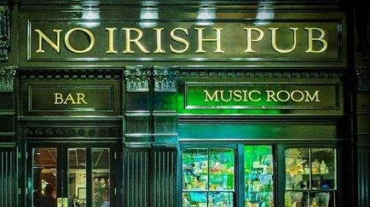 Kiss Off, You're Irish: In Experiment, Detroit Pub Bans St. Patrick's Day Revelers
