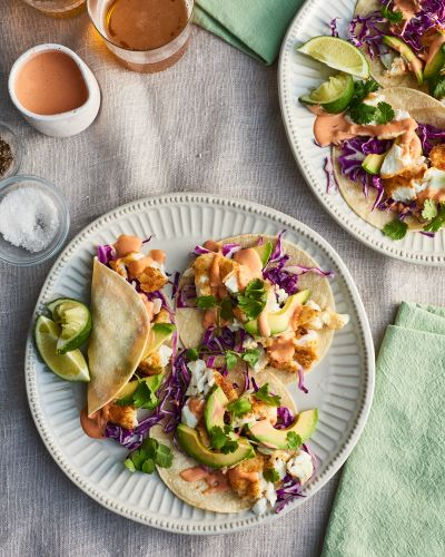 Transport Yourself to California with Easy, Crispy Baja Fish Tacos