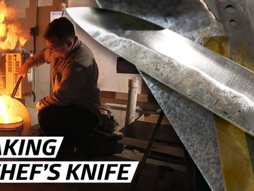 How Knives Are Made for New York's Best Restaurants