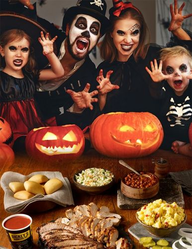 No Tricks, Just Treats at Dickey's Barbecue Pit This Halloween