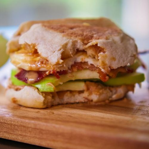 Sweet & Savoury Breakfast Sandwich