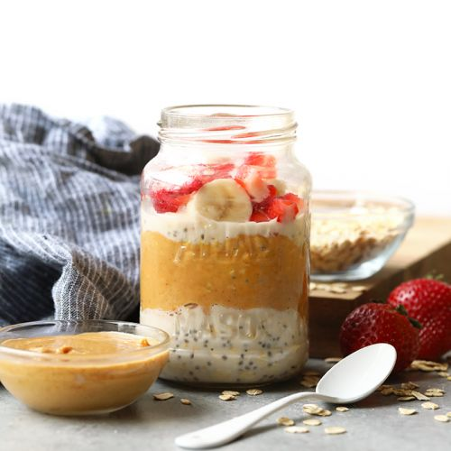 Classic Vegan Overnight Oats Recipe