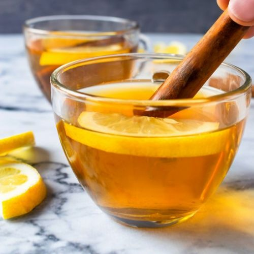 Easy Hot Toddy Mocktail