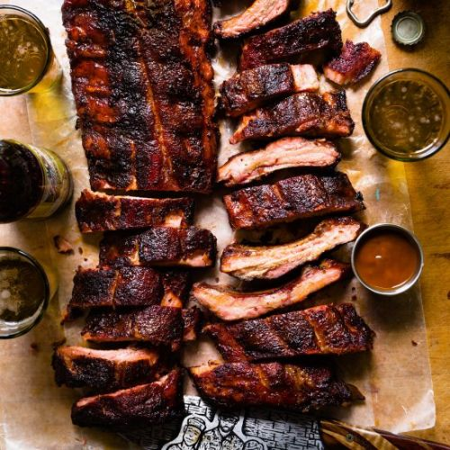 Baby Back Ribs
