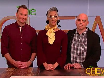 'The Chew' Cast Addresses Mario Batali Allegations