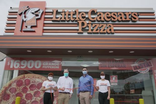 Pizza Chain Little Caesars Continues Global Growth with First Stores in Colombia