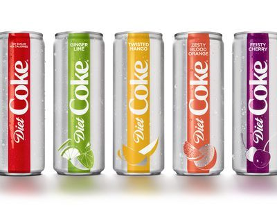 Diet Coke Is Desperately Trying to Be the Next LaCroix
