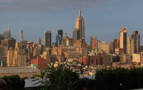 New York Rooftops to Visit This Summer