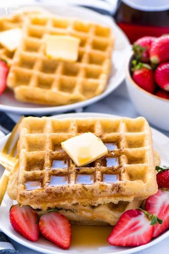 Easy Gluten Free Waffles Recipe