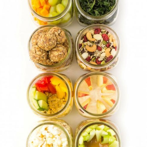 Healthy Make-Ahead Snacks