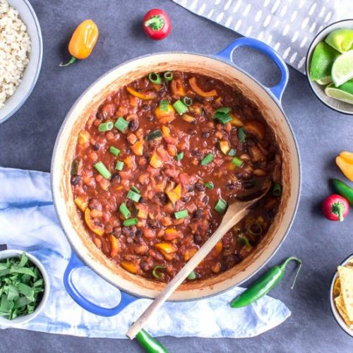 Warming Bean Chili