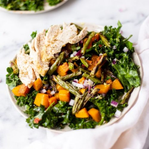 Midd Eastern Inspired Salad