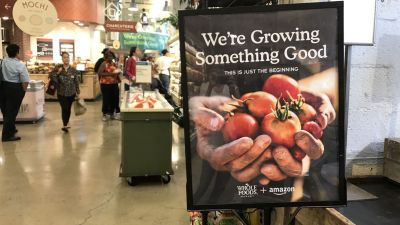 Amazon Wastes No Time in Slashing Whole Foods' Prices