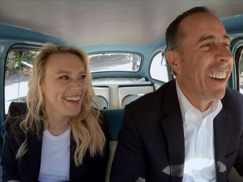Jerry Seinfeld's 'Comedians in Cars Getting Coffee' Returns to Netflix in July