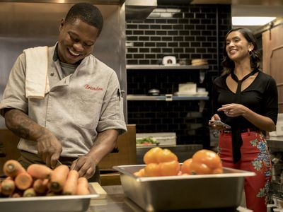 'The Chi' Changes the Rules of TV kitchens