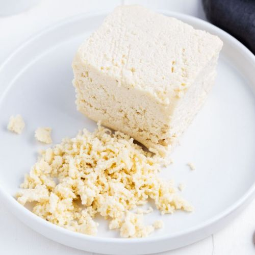 Vegan Cotija Cheese