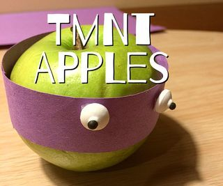 DIY APPLE TMNT
