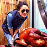 35 Times Meghan Markle Proved She's a Serious Foodie