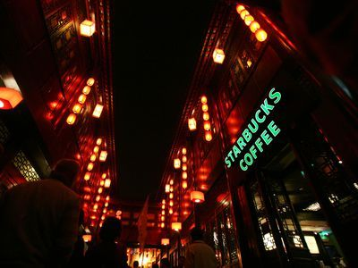 Starbucks Is Opening a New Store Every Day in China