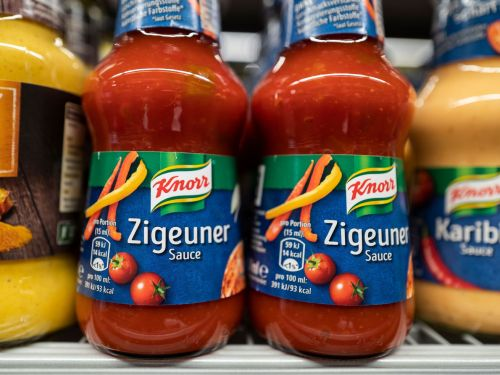 German Food Company Knorr to Rename 'Gypsy Sauce' Due to Racist Roma Slur