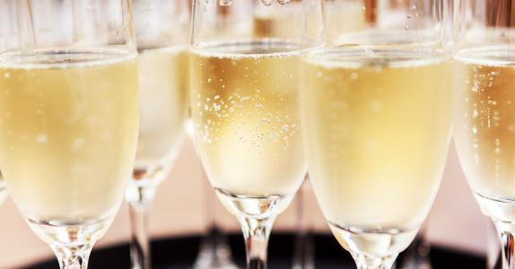 The States That Love Champagne the Most