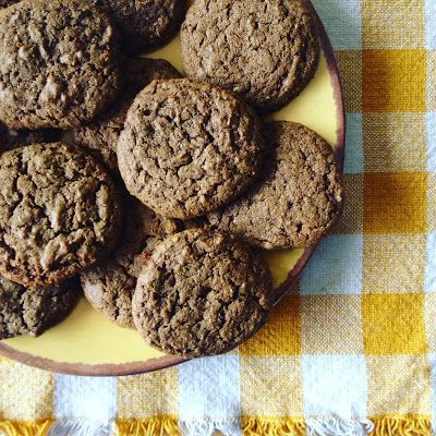 Fresh Ginger Snap Cookies