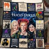 We Plan on Doing Tons of Horizontal Running This Fall Under These Hocus Pocus Blankets