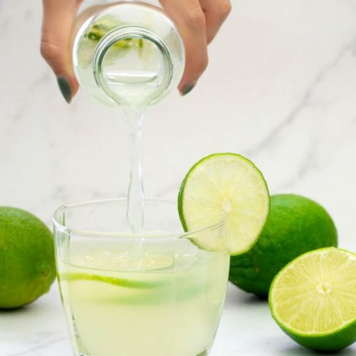 Simple Lime Water Recipe
