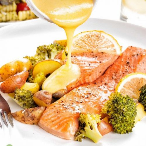 Foolproof Lemon Pepper Salmon