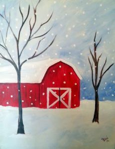Jan 13: Paint & Sip!