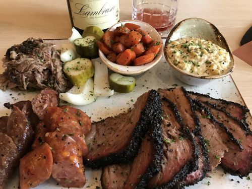 Texas BBQ of the future? A new BBQ joint in Houston that blew me away