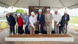Diageo Says New Kentucky Distillery Will Be Carbon Neutral
