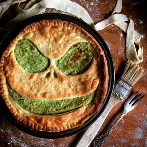 The Ultimate Spinach Pie