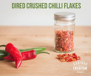 Dried Crushed Chilli Flakes