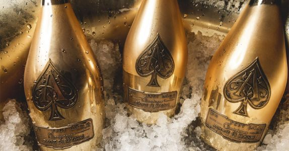 """LVMH Purchases 50% of Jay-Z's """"Ace of Spades"""" Champagne Brand Armand de Brignac"""