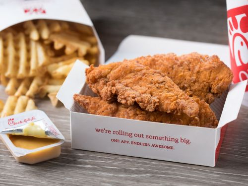 Will Chick-fil-A Win Over Pepper Heads With Its New Devilishly Spicy Chicken Strips?