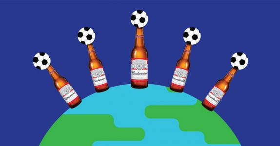 Hop Take: The Winner of the World Cup Is. Anheuser-Busch InBev