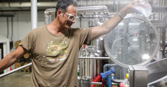 Lucky Sevens: Dogfish Head's Sam Calagione Would Marry SeaQuench Ale