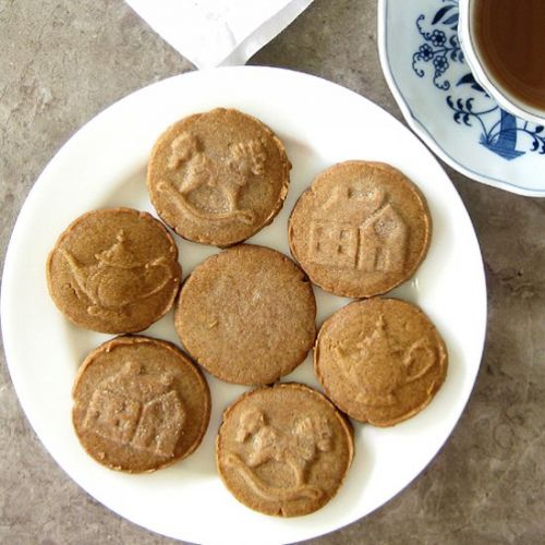 Ginger Snaps - Ginger Biscuits