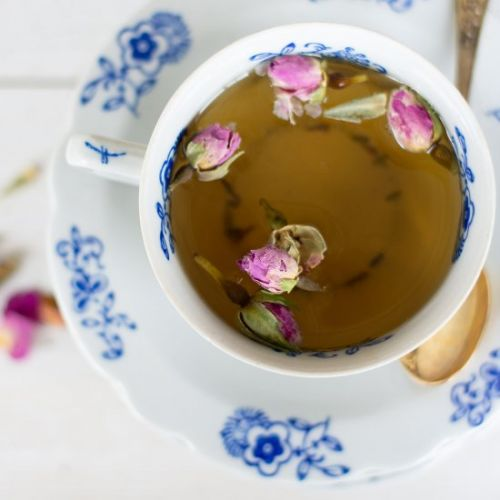 Katerina's relaxing tea