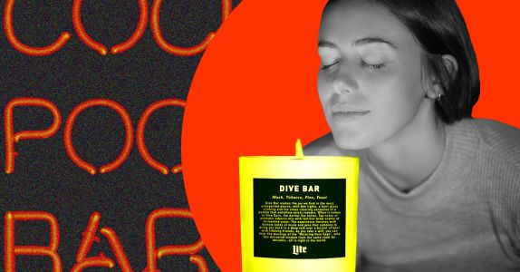 Miss Your Local Dive Bar? Miller Lite Has A Candle For That