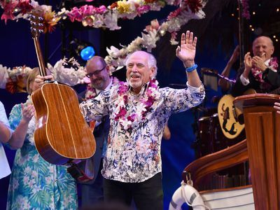 Critics Are Panning Jimmy Buffett's Boozy 'Margaritaville' Musical