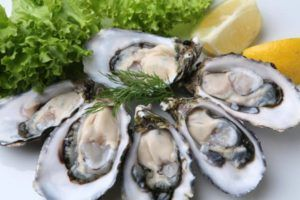Sept 30: Oysters on the Half Shell!