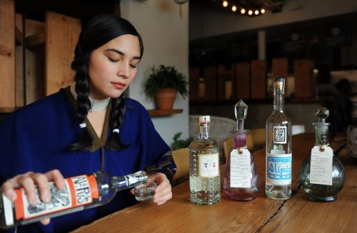 How Lane Harlan Brought Mezcal to Baltimore