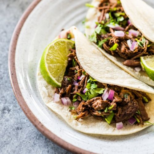 Instant Pot Mexican Shredded Beef