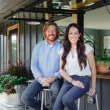 This Sneak Peek of the New Season of Fixer Upper Features Chip and Joanna's Youngest Son, Crew